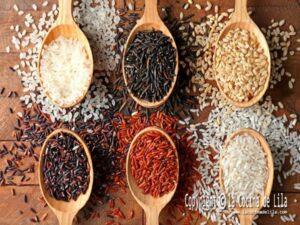 El arroz clasificaciones y consejos