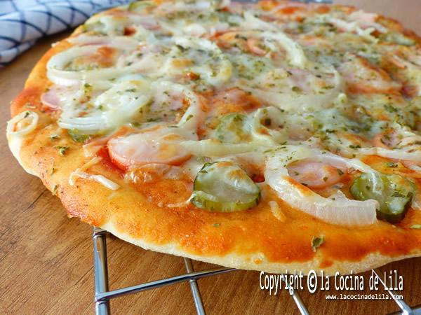 Pizza alemana