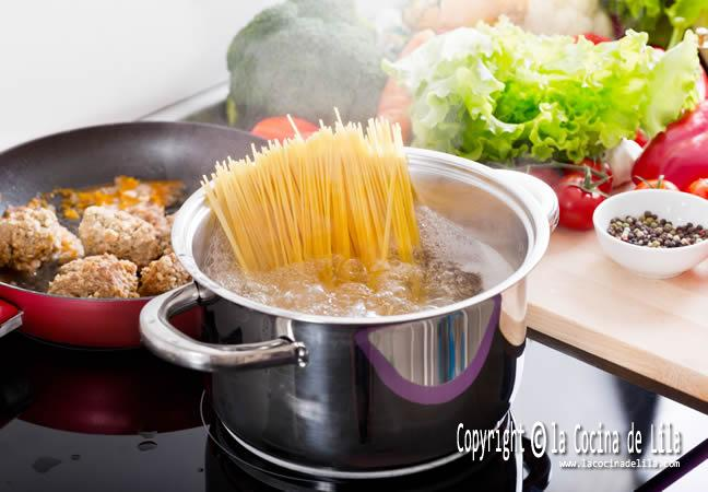 Cómo cocer pasta correctamente