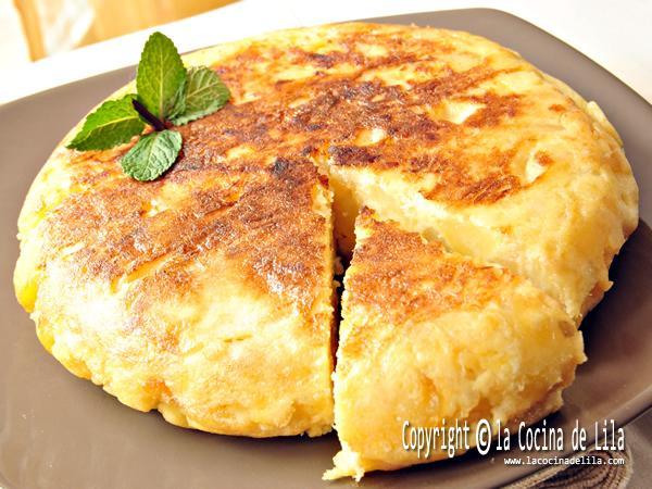 La tortilla de patatas trucos y secretos