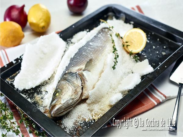 Cocinar a la sal
