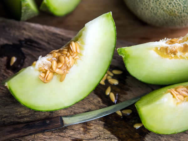 como saber si un melon esta maduro