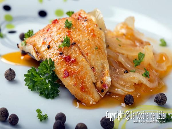 7 recetas de pescado