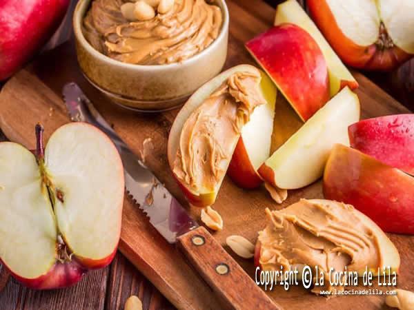 9 Recetas con manzanas