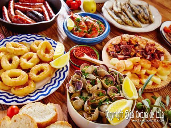 15 recetas de cocina espanola