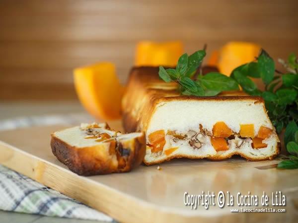 Recetas de pasteles salados