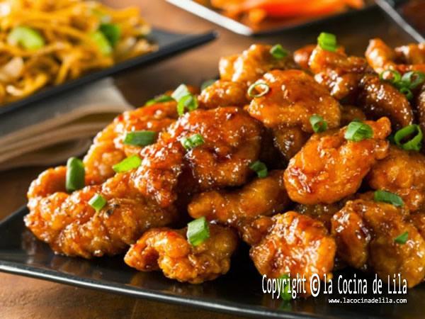 Recetas de comida china fáciles
