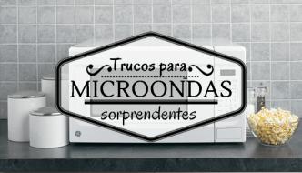 17 trucos para microondas
