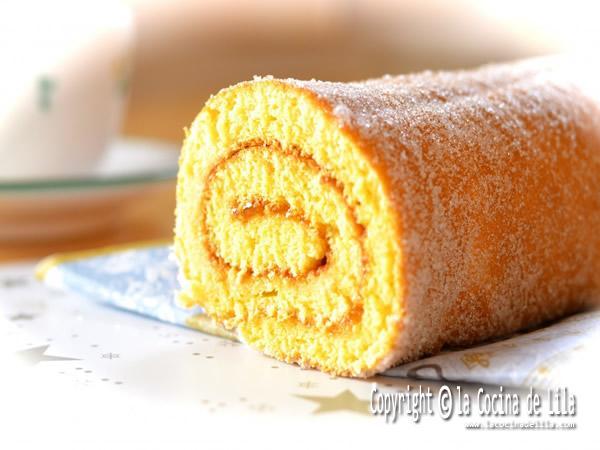 4 Recetas de pasteles enrollados