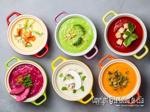 Recetas de gazpacho