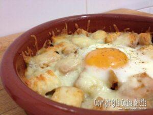 Huevos Napoleón