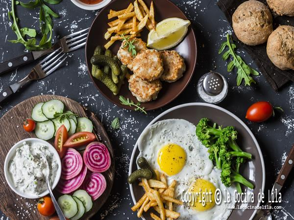 7 ideas para preparar almuerzos