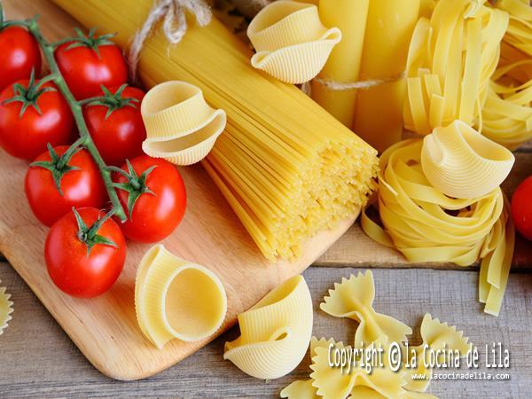 Cómo cocinar pasta correctamente