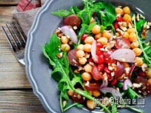 comidas de verano con legumbres