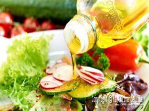 Cómo hacer aderezos para ensaladas