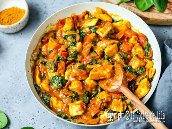 Recetas con curry