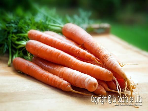 Cómo congelar zanahorias