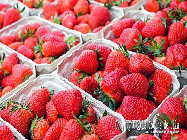 Cómo conservar las fresas