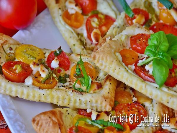 Recetas con hojaldre saladas