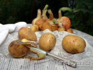 Cómo congelar patatas