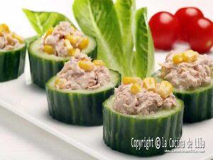 Recetas con pepinos ligeras y refrescantes