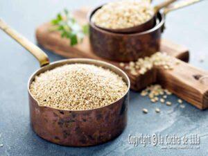 Que es la quinoa y como se cocina